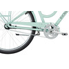 """Electra Townie Commute 7i EQ - Vélo de ville Femme - 28"""" turquoise"""